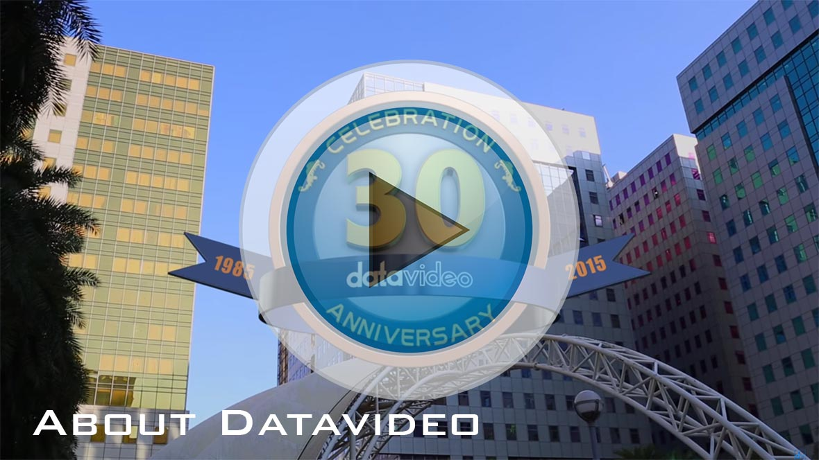 About Datavideo