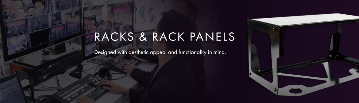Racks and Rack Panels