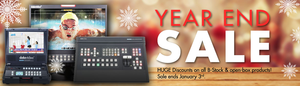 2016 Year End Sale