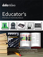 Educator's Production Bundle Trifold