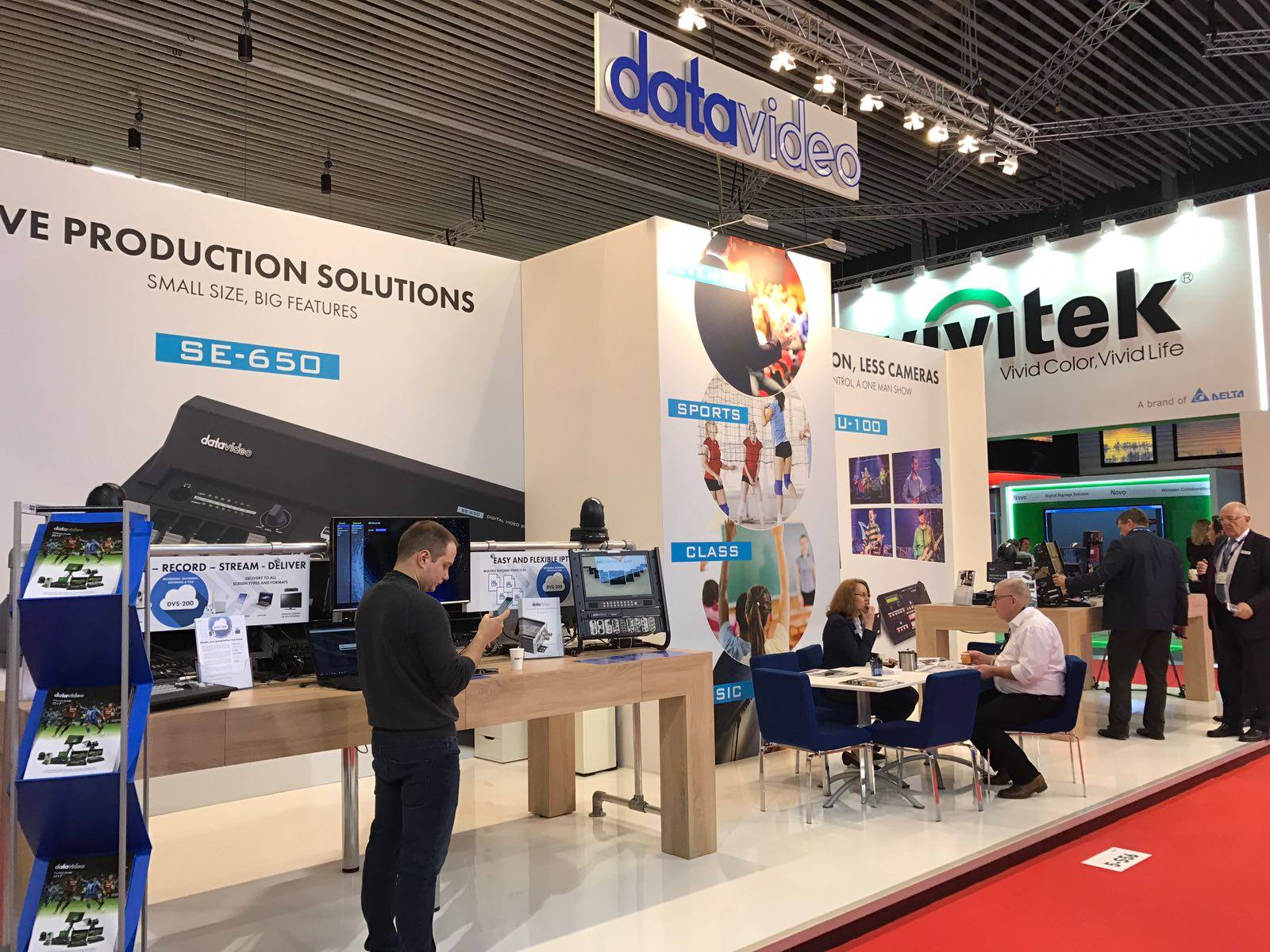 Wrapping up ISE 2017, a promising week in AV land