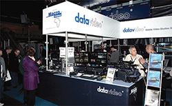 Macro Video a Big Success at MediaTech Africa 2013