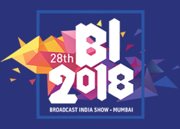 Broadcast India Show 2018