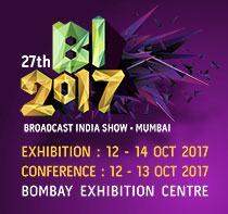 Broadcast India Show 2017